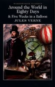 Around the... - Jules Verne -  books in polish