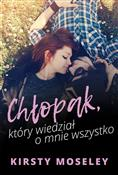 Chłopak, k... - Kirsty Moseley -  books in polish