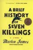 A Brief Hi... - Marlon James -  foreign books in polish