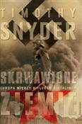 polish book : Skrwawione... - Timothy Snyder