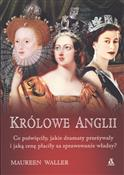 Królowe An... - Maureen Waller -  books in polish
