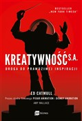 Kreatywnoś... - Ed Catmull, Amy Wallace -  books from Poland