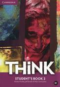 Think 2 St... - Herbert Puchta, Jeff Stranks, Peter Lewis-Jones - Ksiegarnia w UK