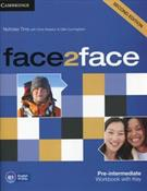 face2face ... - Nicholas Tims, Chris Redston, Gillie Cunningham -  foreign books in polish