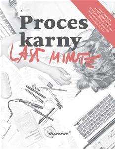 Picture of Last Minute Proces karny