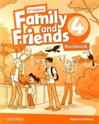 Family and... - Naomi Simmons, Tamzin Thompson, Jenny Quintana -  foreign books in polish