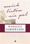 Moich list... - Magdalena Samozwaniec -  books in polish