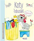 Koty łobuz... - Serena Riffaldi -  foreign books in polish