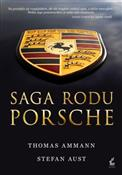 Saga rodu ... - Thomas Ammann, Stefan Aust -  foreign books in polish