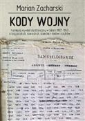 Kody wojny... - Marian Zacharski -  foreign books in polish