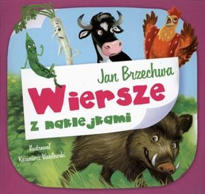 Wiersze Z Naklejkami Jan Brzechwa