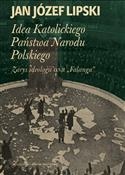 Idea Katol... - Jan Józef Lipski -  foreign books in polish