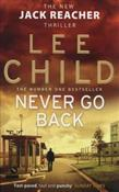 polish book : Never Go B... - Lee Child