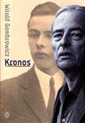 polish book : Kronos - Witold Gombrowicz