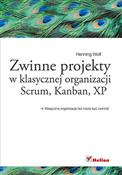 Zwinne pro... - Wolf Henning -  books in polish