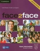 face2face ... - Chris Redston, Gillie Cunningham -  books in polish