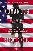 Komandos - Robert O'Neill -  books from Poland