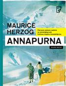 Annapurna - Maurice Herzog -  foreign books in polish