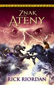 Znak Ateny... - Rick Riordan -  books from Poland