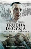 Trudna dec... - Wilhelm Adam - Ksiegarnia w UK