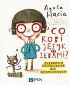 polish book : Co robi ję... - Agata Hącia
