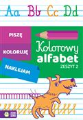 Kolorowy a... - Anita Rejch -  books from Poland