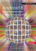 Android 6 ... - Paul Deitel, Harvey Deitel, Alexander Wald -  books in polish
