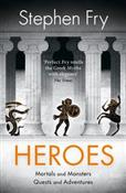 polish book : Heroes - Stephen Fry