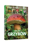Atlas grzy... - Patrycja Zarawska -  foreign books in polish
