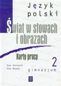 Świat w sł... - Ewa Horwath, Ewa Nowak -  books from Poland