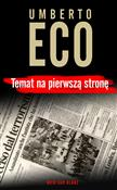 Temat na p... - Umberto Eco -  foreign books in polish