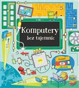 Komputery ... - Alex Frith, Rosie Dickins -  foreign books in polish