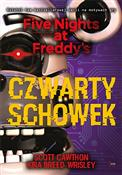 Czwarty sc... - Scott Cawthon, Kira Breed-Wrisley -  books in polish