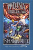 polish book : Wojna cuki... - Brandon Mull