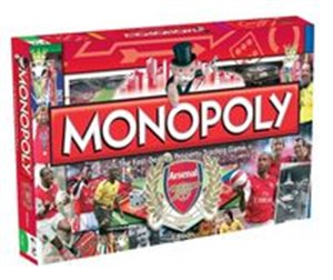 Picture of Monopoly: Arsenal FC