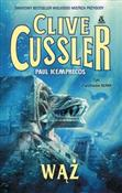 Wąż - Clive Cussler -  foreign books in polish