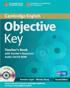 Picture of Objective Key Teacher's Book with Teacher's Resources + CD