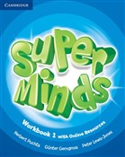 Super Mind... - Herbert Puchta, Gunter Gerngross, Peter Lewis-Jones -  books in polish