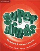 Super Mind... - Herbert Puchta, Gunter Gerngross, Peter Lewis-Jones -  foreign books in polish