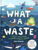 polish book : What A Was... - Jess French