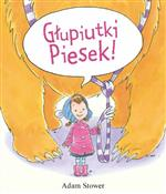 Głupiutki ... - Adam Stower -  books from Poland