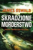 Skradzione... - James Oswald -  Polish Bookstore