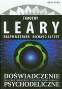 Doświadcze... - Timothy Leary, Ralph Metzner, Richard Alpert -  foreign books in polish