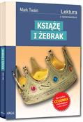 polish book : Książę i ż... - Mark Twain