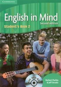 Picture of English in Mind 2 Student's Book + DVD