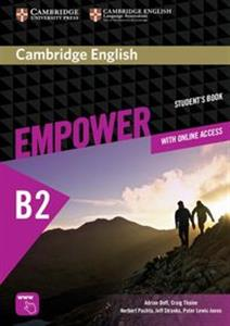Picture of Cambridge English Empower Upper Intermediate Student's Book with Online Access