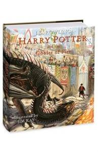 Picture of Harry Potter and the Goblet of Fire: Illustrated