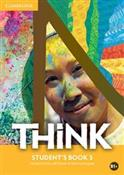 Think 3 St... - Herbert Puchta, Jeff Stranks, Peter Lewis-Jones -  books from Poland