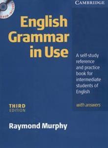 Picture of English Grammar in Use + CD A self -study reference and practice book for intermediate students of English