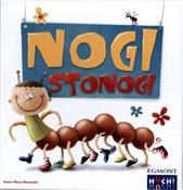 Nogi Stono... - Klaus Kreowski -  foreign books in polish